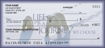 Click on Earth Echoes Animal - 1 Box Personal Checks For More Details