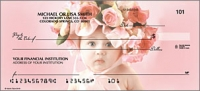 Click on Floral Fairies Flower - 1 Box Personal Checks For More Details