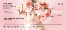 Click on Floral Fairies Flower Personal Checks For More Details