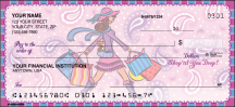Click on Pampered Girls Girly - 1 Box Personal Checks For More Details