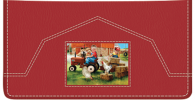 Click on Barnyard Buddies Checkbook Cover For More Details