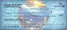 Click on Ocean World by Wyland Animal - 1 Box Personal Checks For More Details