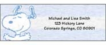 Click on Peanuts Address Labels - Set of 210 For More Details