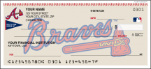 Click on Atlanta Braves Sports - 1 Box Personal Checks For More Details