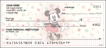 Click on Disney Vintage Minnie - 1 Box - Singles Personal Checks For More Details