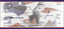 Click on Pride in America Inspiration - 1 Box Personal Checks For More Details