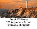 Click on Lighthouses at Sunset Address Labels For More Details