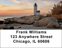 Click on Lighthouses Scenic Views Address Labels For More Details