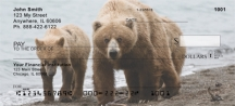 Click on Grizzly Bears in the Wild  Personal Checks For More Details