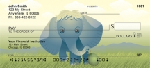 Click on Baby Animals Top Tear  Personal Checks For More Details