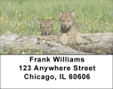 Click on Mischievous Wolves Address Labels For More Details