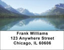 Click on Mountain Lake Reflections Address Labels  For More Details
