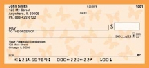 Click on Butterflies  Personal Checks For More Details