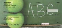 Click on An Apple a Day  Personal Checks For More Details