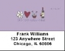 Click on Live, Love, Laugh, Wine Is Life Address Labels For More Details