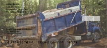Click on Dump Trucks  Personal Checks For More Details