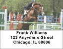 Click on Equestrian Jumping Address Labels For More Details