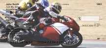 Click on Racing Superbikes  Personal Checks For More Details
