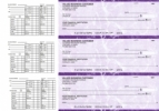 Click on Purple Marble Payroll Business Checks For More Details