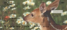 Click on Baby Deer  Personal Checks For More Details