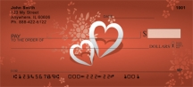 Click on Pair of Hearts  Personal Checks For More Details