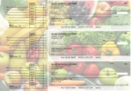 Click on Fresh Produce Accounts Payable Designer Business Checks For More Details