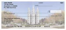 Click on Salt Lake Temple  Personal Checks For More Details