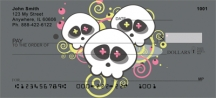 Click on Neon Skulls  Personal Checks For More Details