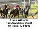 Click on Horse Racing Address Labels For More Details
