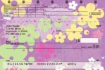 Click on Aloha Flowers Top Stub  Personal Checks For More Details