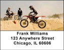 Click on Motocross Cycles Address Labels For More Details