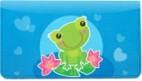 Click on Froggy Leather Checkbook Cover For More Details