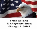 Click on Soaring Over America Address Labels For More Details
