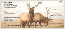 Click on American Wildlife  Personal Checks For More Details