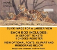 Click on Bengal Tigers Address Labels For More Details