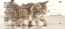 Click on Cute Kittens Top Tear  Personal Checks For More Details