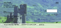 Click on European Castles  Personal Checks For More Details