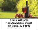 Click on Wine Country Address Labels For More Details