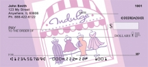 Click on Indulge by Deidre Mosher  Personal Checks For More Details