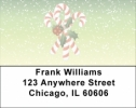 Click on Christmas Candy Canes Address Labels For More Details