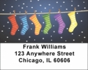Click on Holiday Stockings Address Labels For More Details