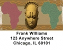Click on African Pride Address Labels For More Details