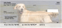 Click on Golden Retriever  Personal Checks For More Details