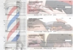 Click on Barber Accounts Payable Designer Business Checks For More Details