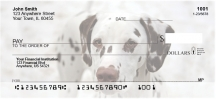 Click on Dalmatians  Personal Checks For More Details
