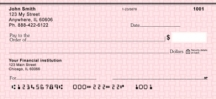 Click on Pink Safety  Personal Checks For More Details