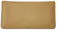 Click on Cream Smooth Leather Cover For More Details