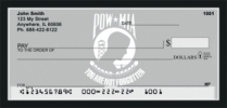Click on POW/MIA  Personal Checks For More Details