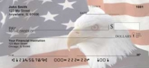 Click on Soaring Over America Personal Checks For More Details
