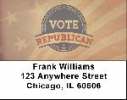 Click on Vote Republican Address Labels For More Details
